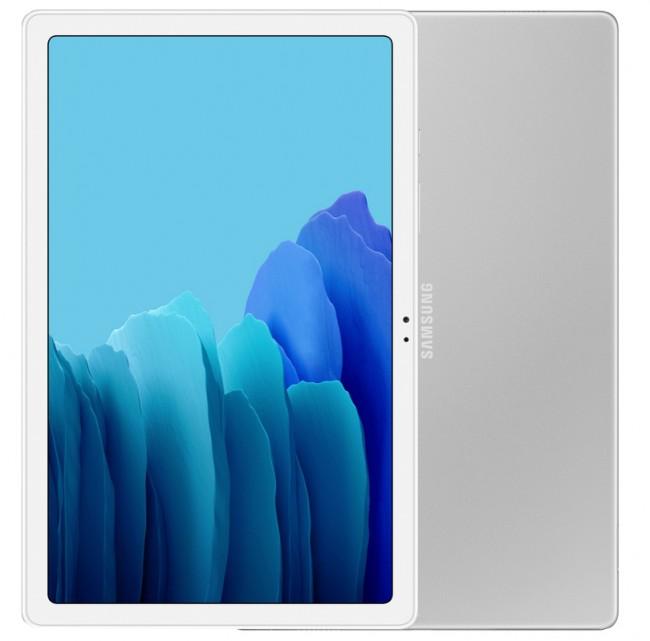 Samsung Galaxy Tab A7 10.4 32GB 4G LTE srebrny (T505) - zdjęcie główne