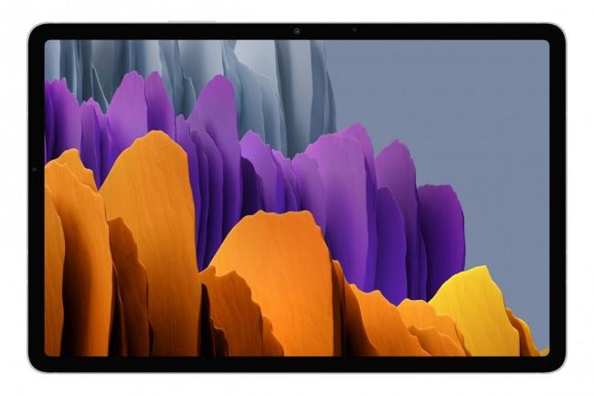 Samsung Galaxy Tab S7 11.0 128GB srebrny (T870) - zdjęcie główne