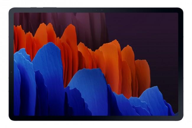 Samsung Galaxy Tab S7+ 12.4 128GB czarny (T970) - zdjęcie główne