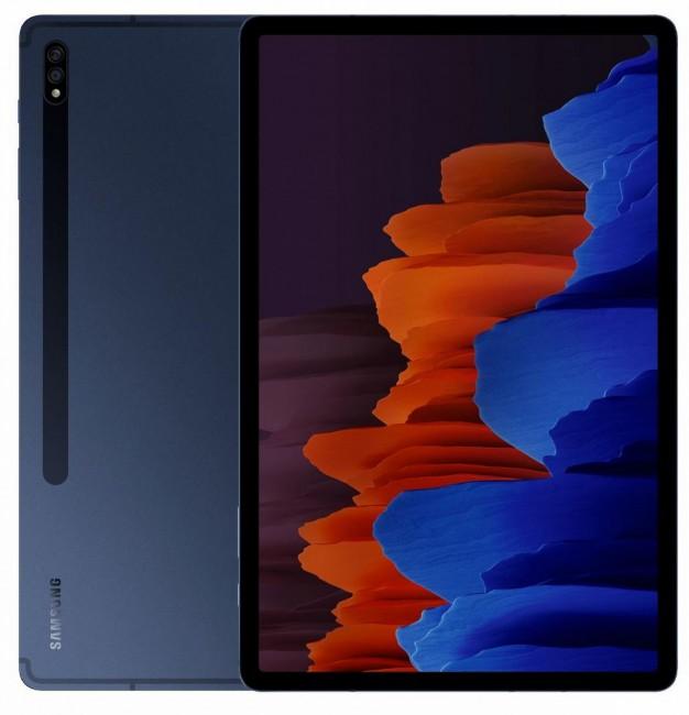 Samsung Galaxy Tab S7+ 12.4 5G 256GB Mystic Navy (T976) - zdjęcie główne