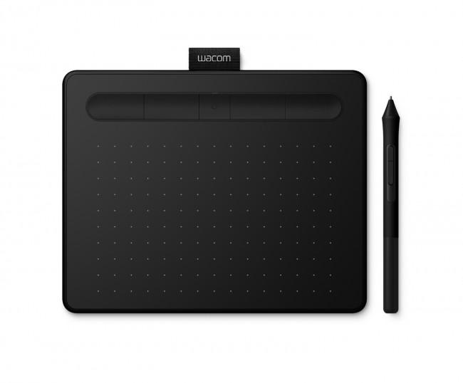 Wacom Intuos S Bluetooth Czarny - zdjęcie główne