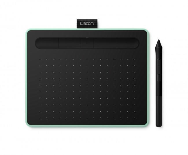 Wacom Intuos S Bluetooth Pistacjowy - zdjęcie główne