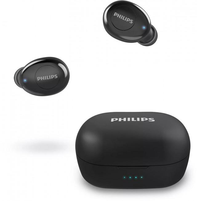Philips UpBeat TAT2205BK/00 Czarne - zdjęcie główne