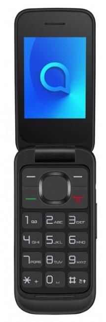 Alcatel 2053 czarny - zdjęcie główne