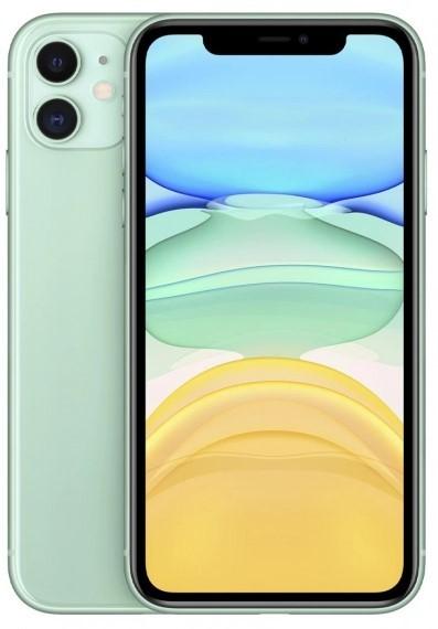 Apple iPhone 11 256GB Zielony - zdjęcie główne