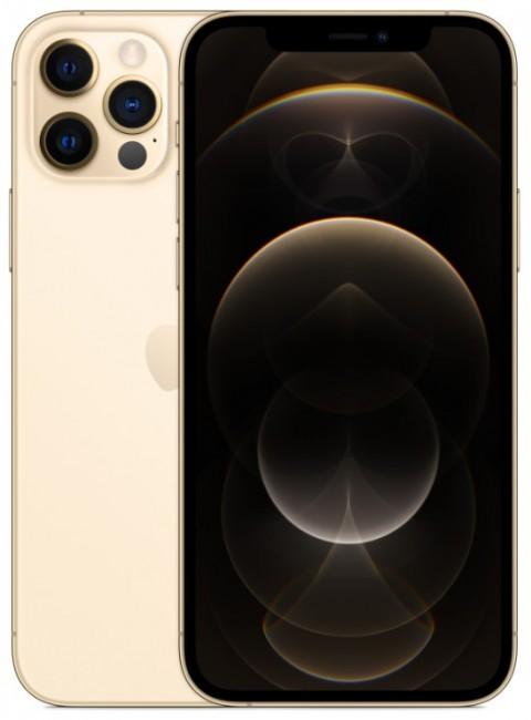 Apple iPhone 12 Pro 128GB Złoty - zdjęcie główne