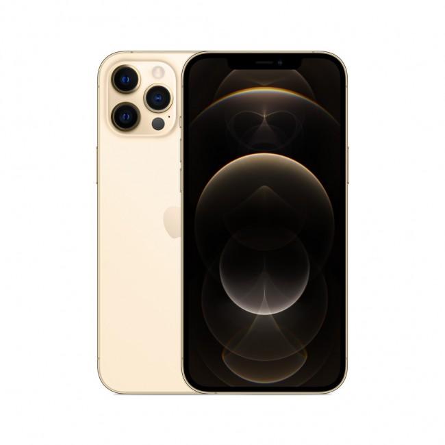 Apple iPhone 12 Pro Max 128GB Złoty - zdjęcie główne