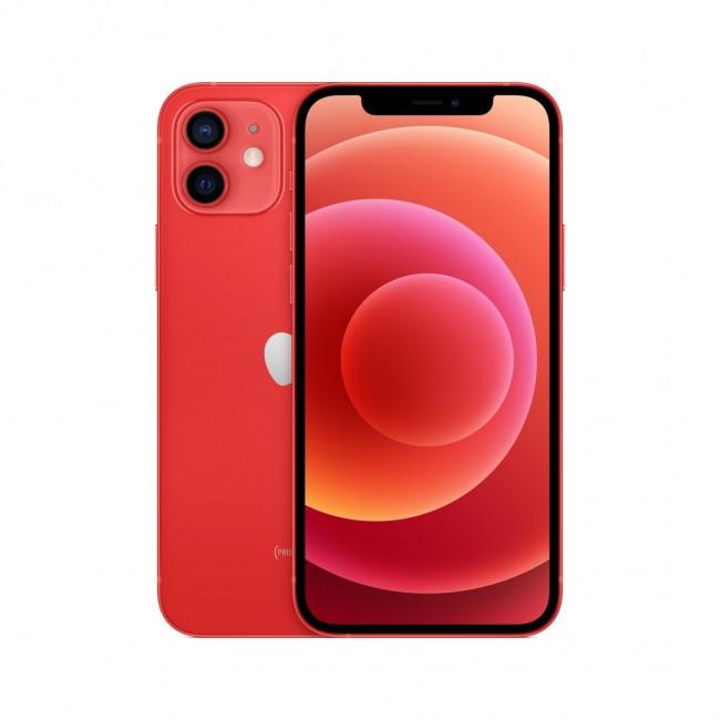 Apple iPhone 12 256GB PRODUCT(RED) - zdjęcie główne