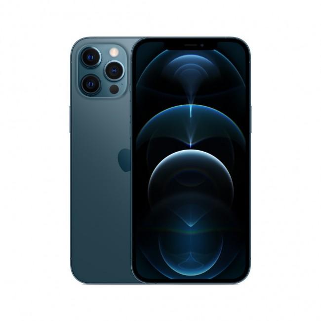 Apple iPhone 12 Pro Max 512GB Pacyficzny - zdjęcie główne