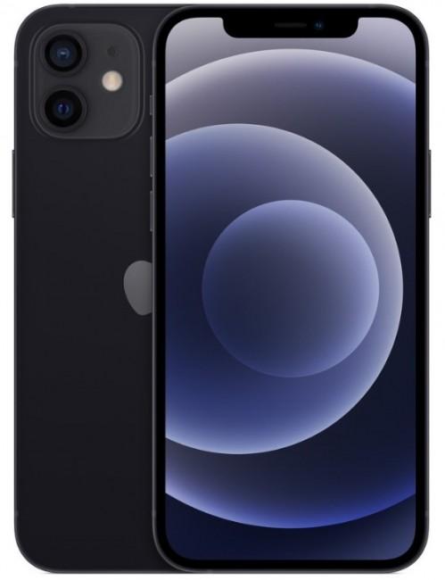 Apple iPhone 12 64GB Czarny - zdjęcie główne
