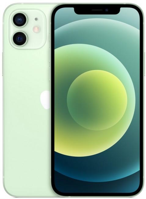 Apple iPhone 12 64GB Zielony - zdjęcie główne