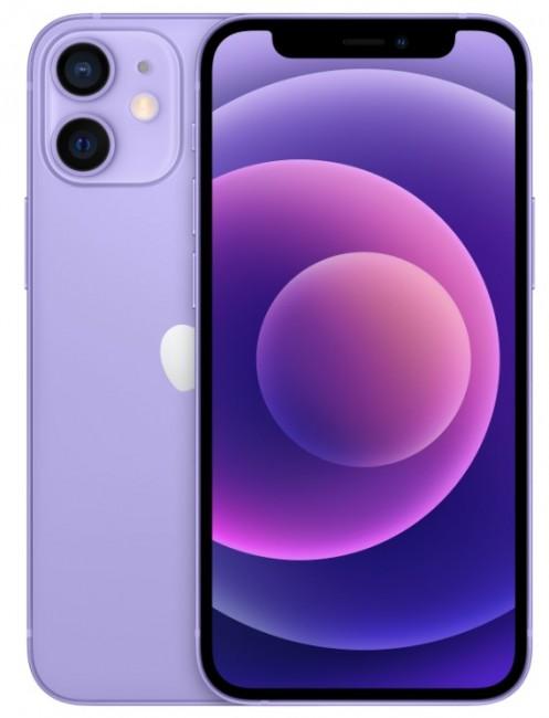 Apple iPhone 12 mini 256GB Fioletowy - zdjęcie główne