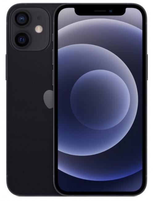 Apple iPhone 12 mini 64GB Czarny - zdjęcie główne