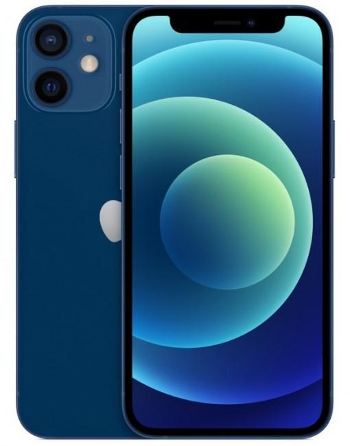 Apple iPhone 12 mini 64GB Niebieski - zdjęcie główne