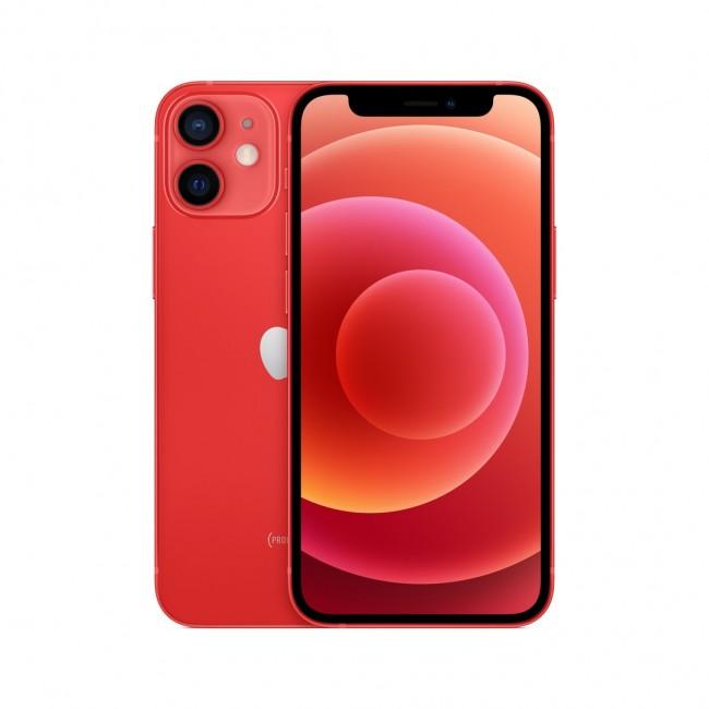 Apple iPhone 12 mini 64GB (PRODUCT)RED - zdjęcie główne