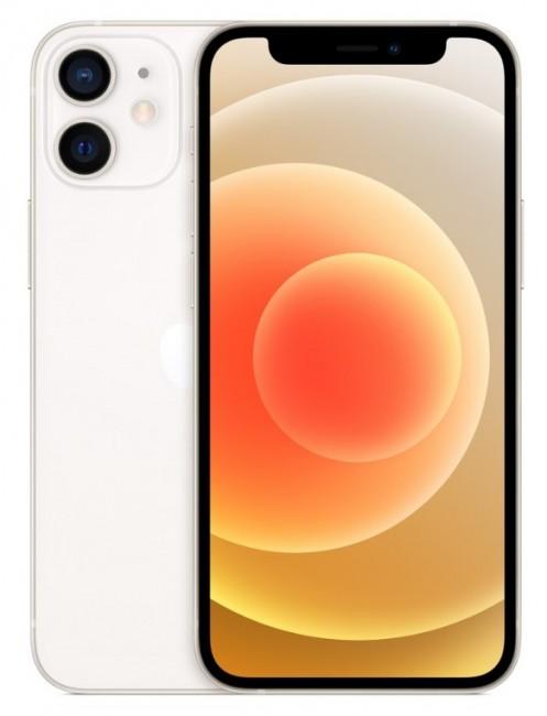 Apple iPhone 12 mini 64GB Biały - zdjęcie główne