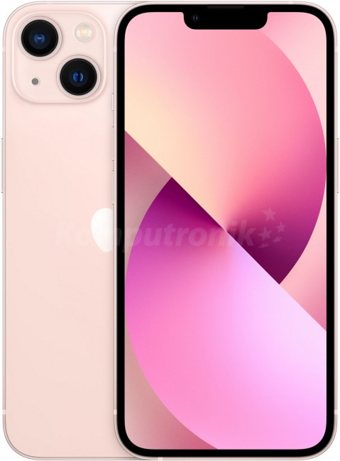 Apple iPhone 13 512GB Różowy - zdjęcie główne