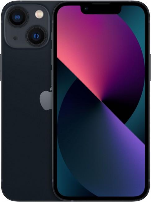 Apple iPhone 13 mini 256GB Północ (Midnight) - zdjęcie główne