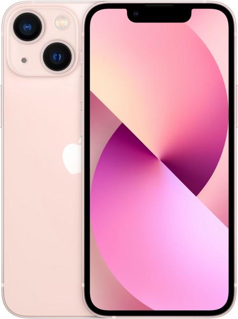 Apple iPhone 13 mini 256GB Różowy - zdjęcie główne