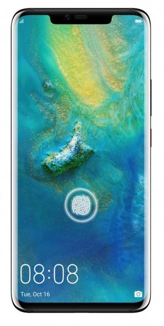 Huawei Mate 20 Pro Dual SIM czarny - zdjęcie główne