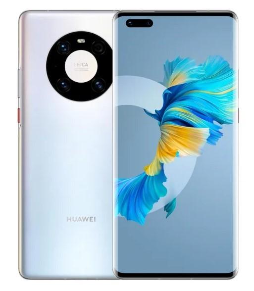 Huawei Mate 40 Pro 256GB srebrny - zdjęcie główne