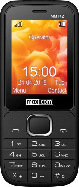 Maxcom MM142 Czarny - zdjęcie główne