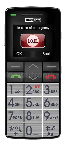 Maxcom MM715 SOS - zdjęcie główne