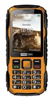 Maxcom MM920 Strong żółty - zdjęcie główne