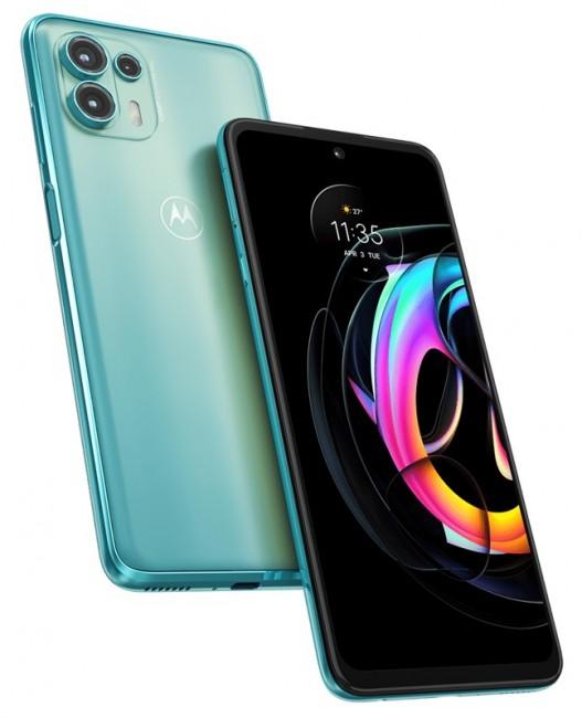 Motorola Edge 20 lite 8/128GB Zielony - zdjęcie główne