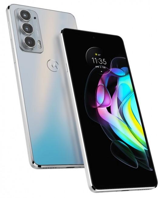 Motorola Edge 20 8/128GB Biała Perła - zdjęcie główne