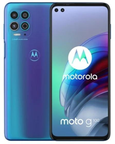 Motorola Moto G100 5G 8/128GB Iridescent Ocean - zdjęcie główne