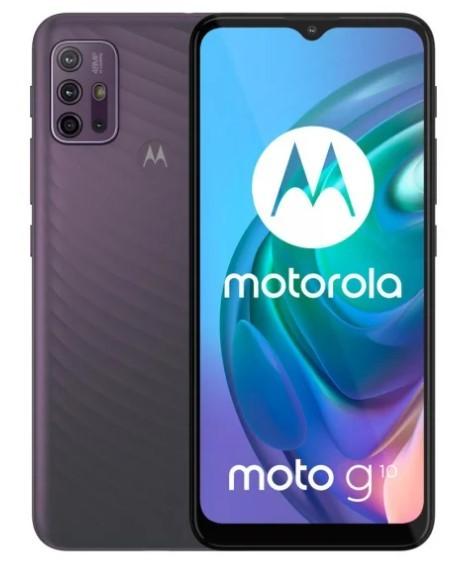 Motorola Moto G10 4/64GB Szary - zdjęcie główne