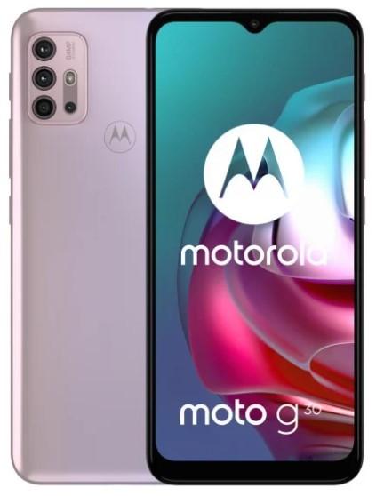 Motorola Moto G30 6/128GB Pastelowy - zdjęcie główne