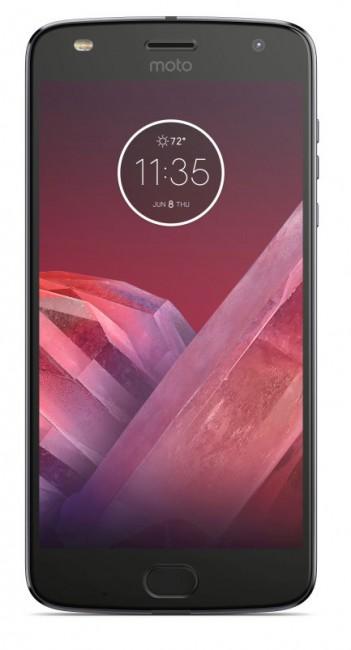 Motorola Moto Z2 Play Dual SIM LTE czarny - zdjęcie główne