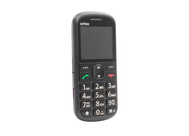 myPhone Halo 2 czarny - zdjęcie główne