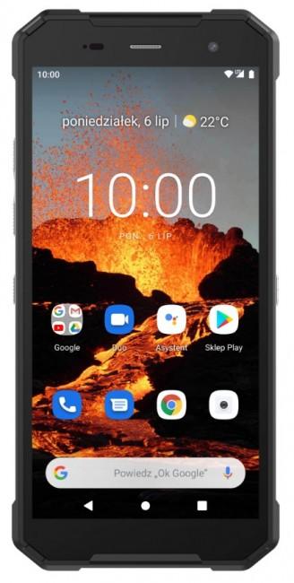 myPhone Hammer Explorer PRO Dual SIM NFC pomarańczowy - zdjęcie główne