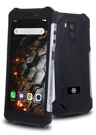 myPhone Iron 3 Dual SIM srebrny - zdjęcie główne