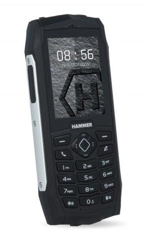 myPhone Hammer 3 Dual SIM srebrny - zdjęcie główne
