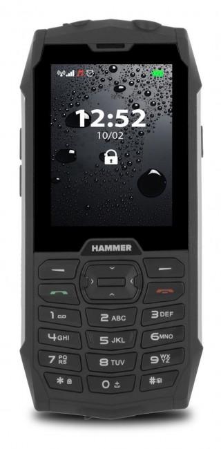 myPhone Hammer 4 Dual SIM srebrny - zdjęcie główne