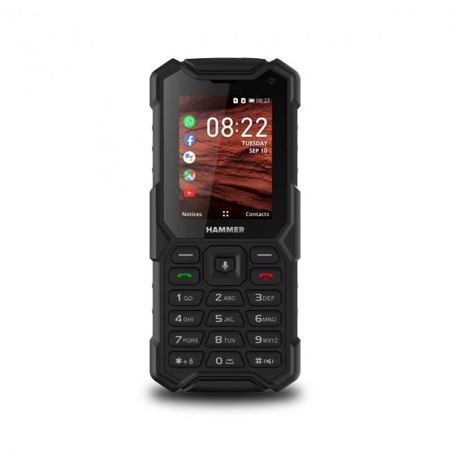 myPhone Hammer 5 Smart Dual SIM czarny - zdjęcie główne