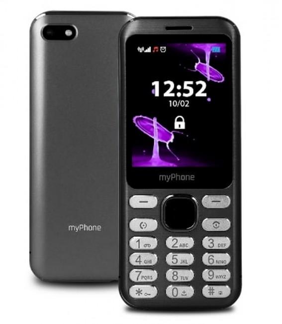 myPhone Maestro czarny - zdjęcie główne