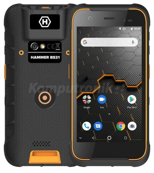 myPhone Hammer PROFESSIONAL BS21 - zdjęcie główne
