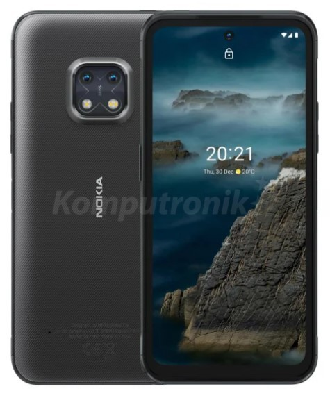 Nokia XR20 Dual SIM 4/64GB Szary - zdjęcie główne