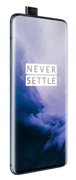 OnePlus 7 Pro 12/256GB Dual SIM Nebula Blue - zdjęcie główne