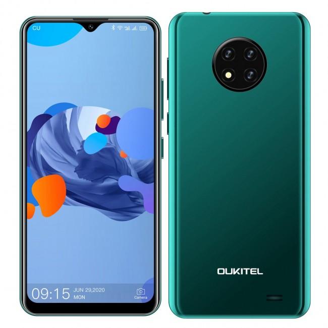 Oukitel C19 2/16GB Dual SIM zielony - zdjęcie główne
