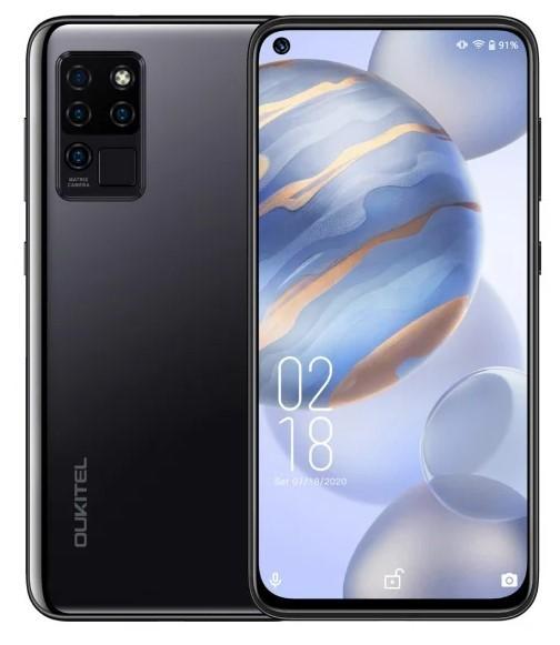Oukitel C21 4/64GB Dual SIM czarny - zdjęcie główne