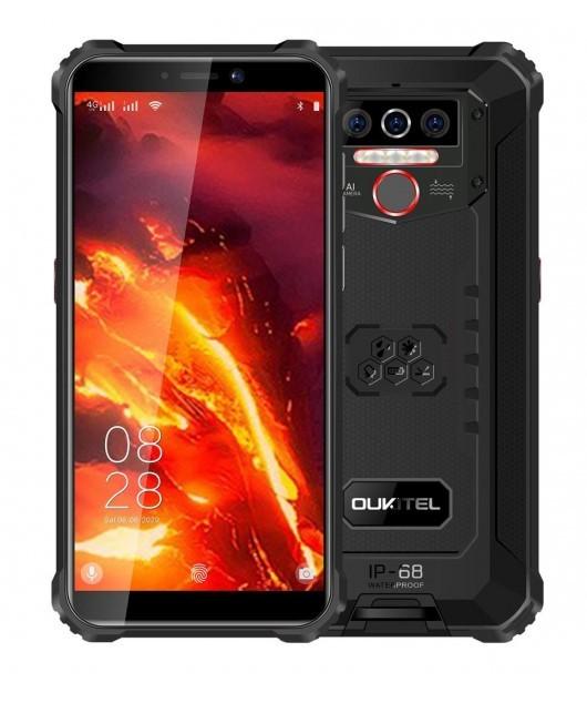 Oukitel WP5 Pro 4/64GB Dual SIM czarny - zdjęcie główne