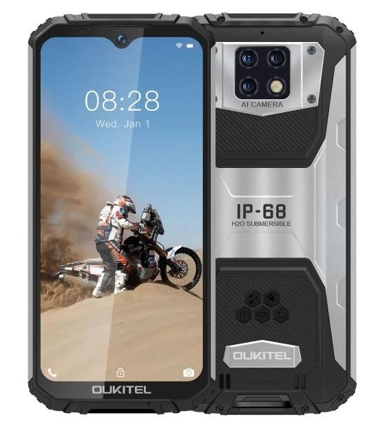 Oukitel WP6 Lite 4/128GB Dual SIM czarny - zdjęcie główne