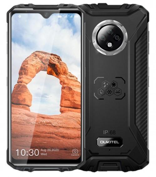Oukitel WP8 Pro 4/64GB Dual SIM czarny - zdjęcie główne