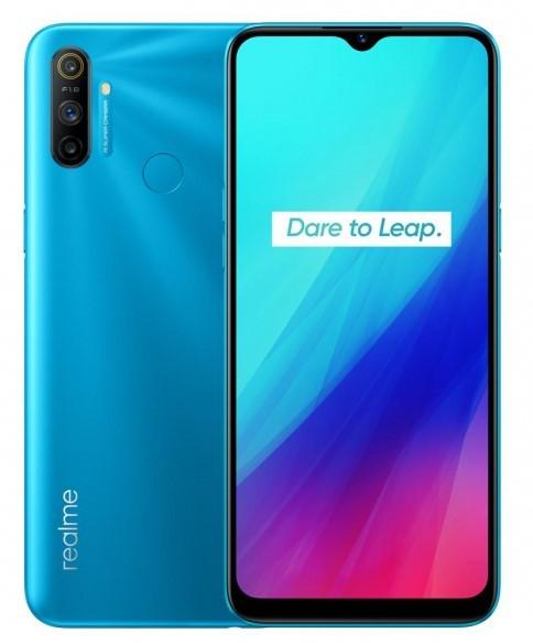 realme C3 3/64GB Frozen Blue - zdjęcie główne